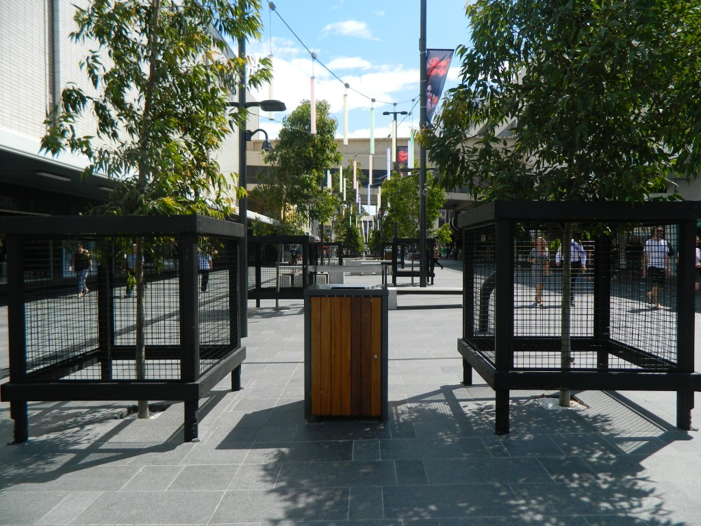 Crown Street Mall Upgrade